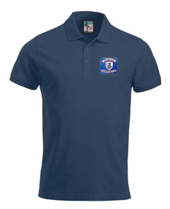 Falkirk Retro Football Polo Shirt 1940s - Polo