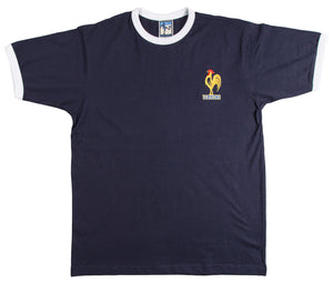 France Retro Football T Shirt 1960s - Old School Football