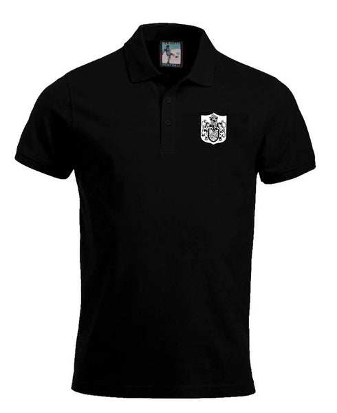 Fulham Retro Football Polo Shirt 1960s - Polo