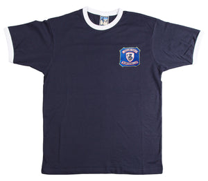 Falkirk Retro Football T Shirt 1940s / 1950s - T-shirt