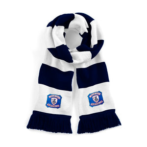 Falkirk Retro 1940s Traditional Football Scarf - Scarf