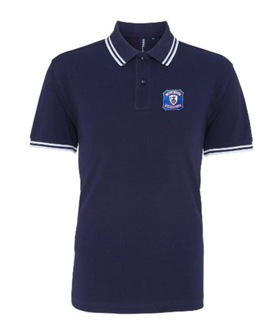 Falkirk Retro Football Iconic Polo 1940s - Polo