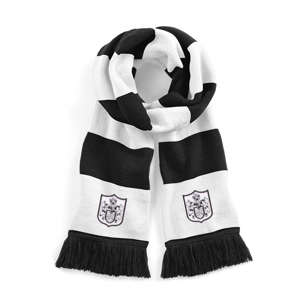 Fulham Retro 1960s Football Scarf - Scarf
