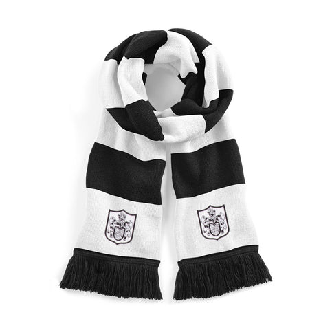 Fulham Retro Football Scarf 1950s - 1970s - Old School Football