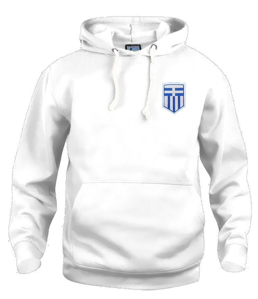 Greece Retro Football Hoodie 1960s - Old School Football
