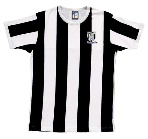Grimsby Town Retro Football T Shirt 1971 - 1972 - T-shirt