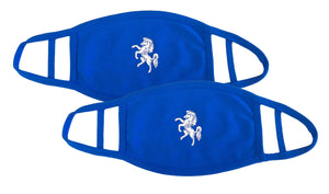 Gillingham Retro Football Face Masks - Mask