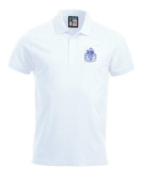 Halifax Town Retro Football Polo Shirt 1960 - 1962 - Polo