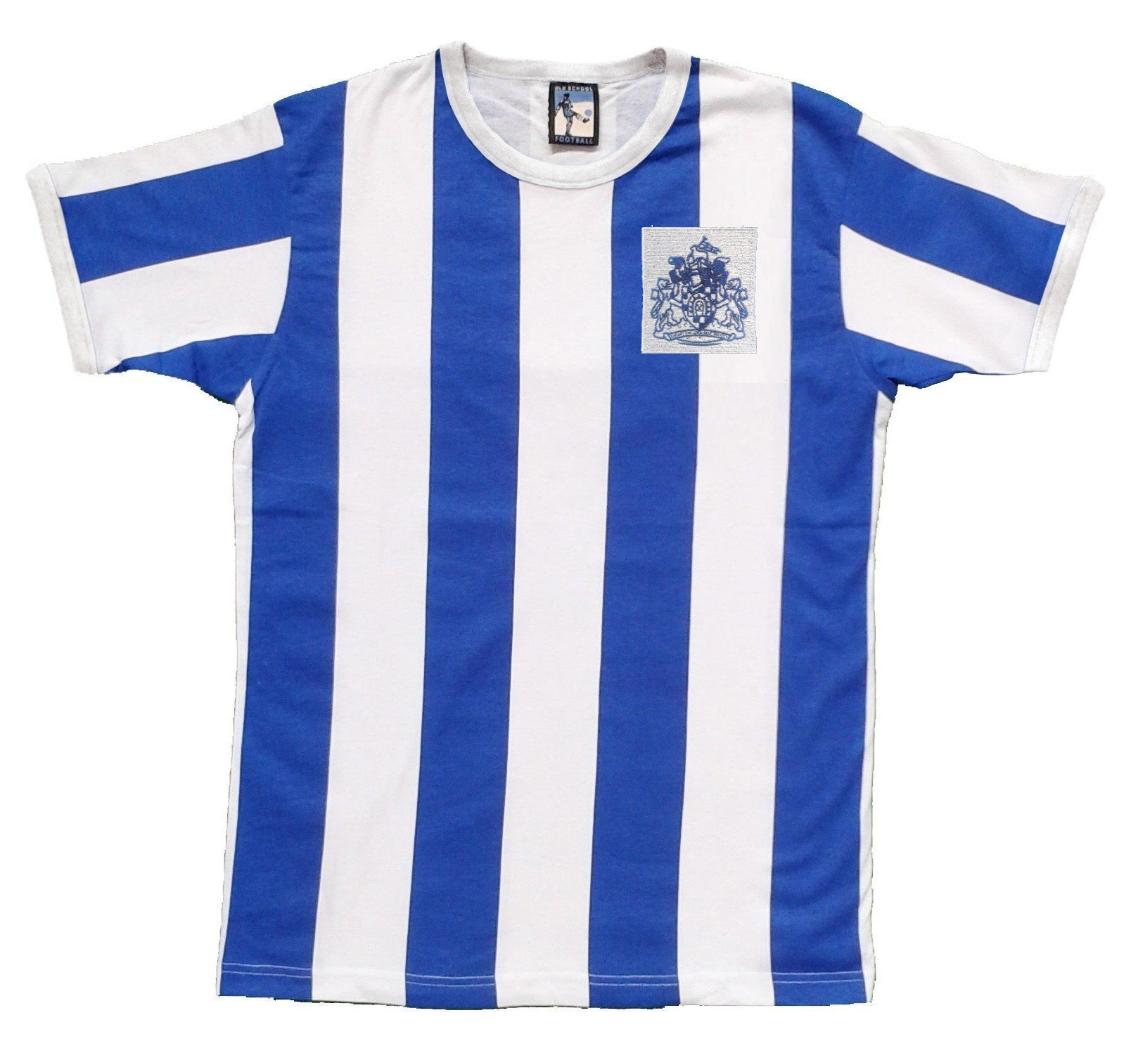 Halifax Town Retro Football T Shirt 1960 - 1962 - T-shirt
