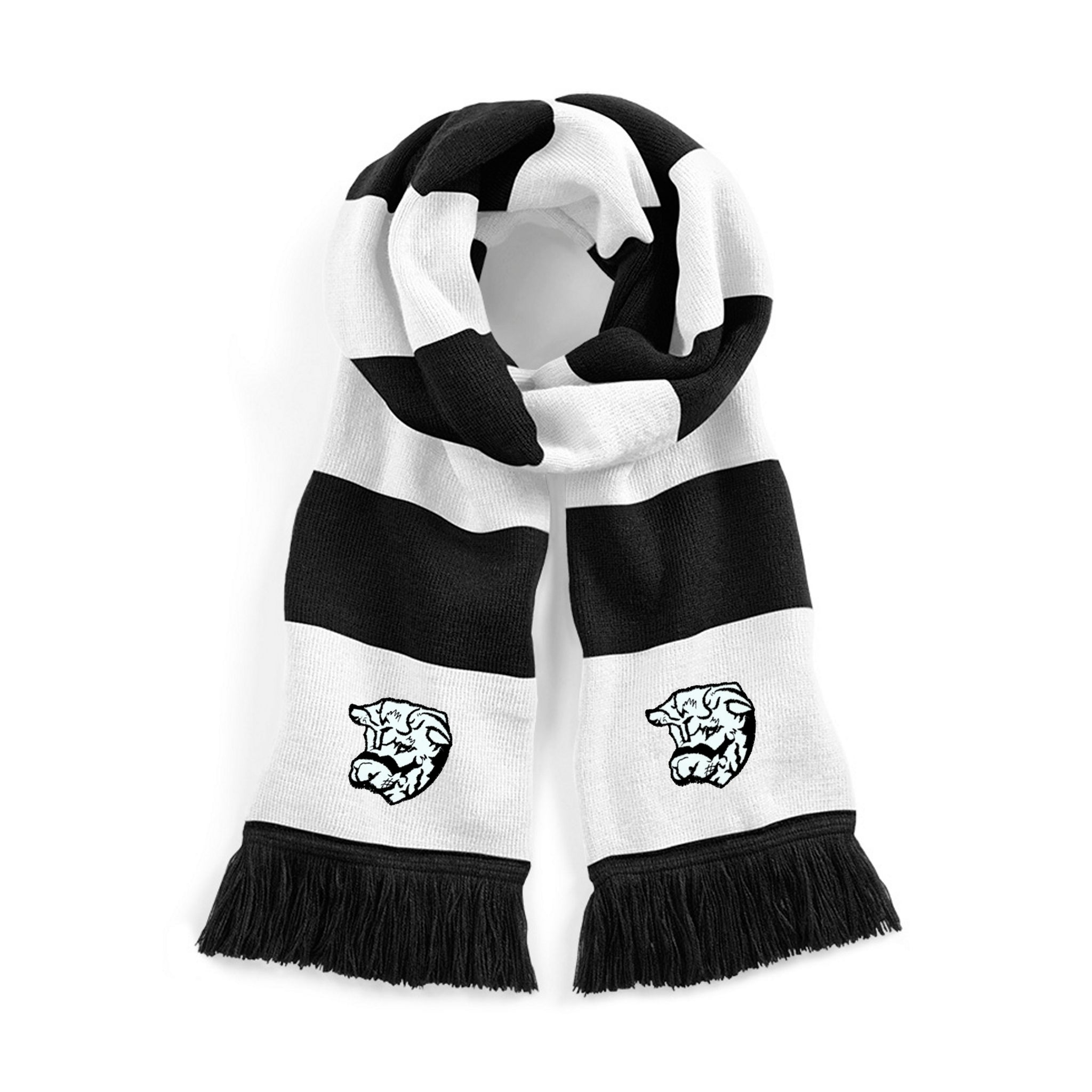 Hereford Retro 1960s Traditional Football Scarf - Scarf