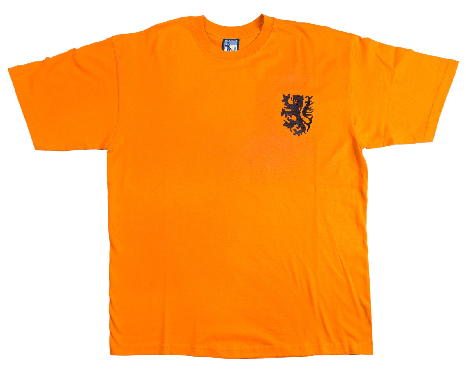 Holland Retro Football T Shirt 1970s Netherlands - Old School Football