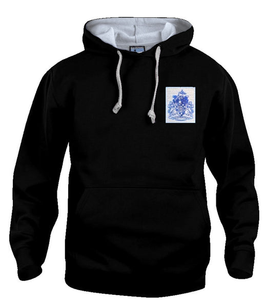 Halifax Town Retro Football Hoodie - Old School Football