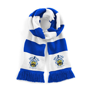 Huddersfield Town Retro 1950s Football Scarf - Scarf