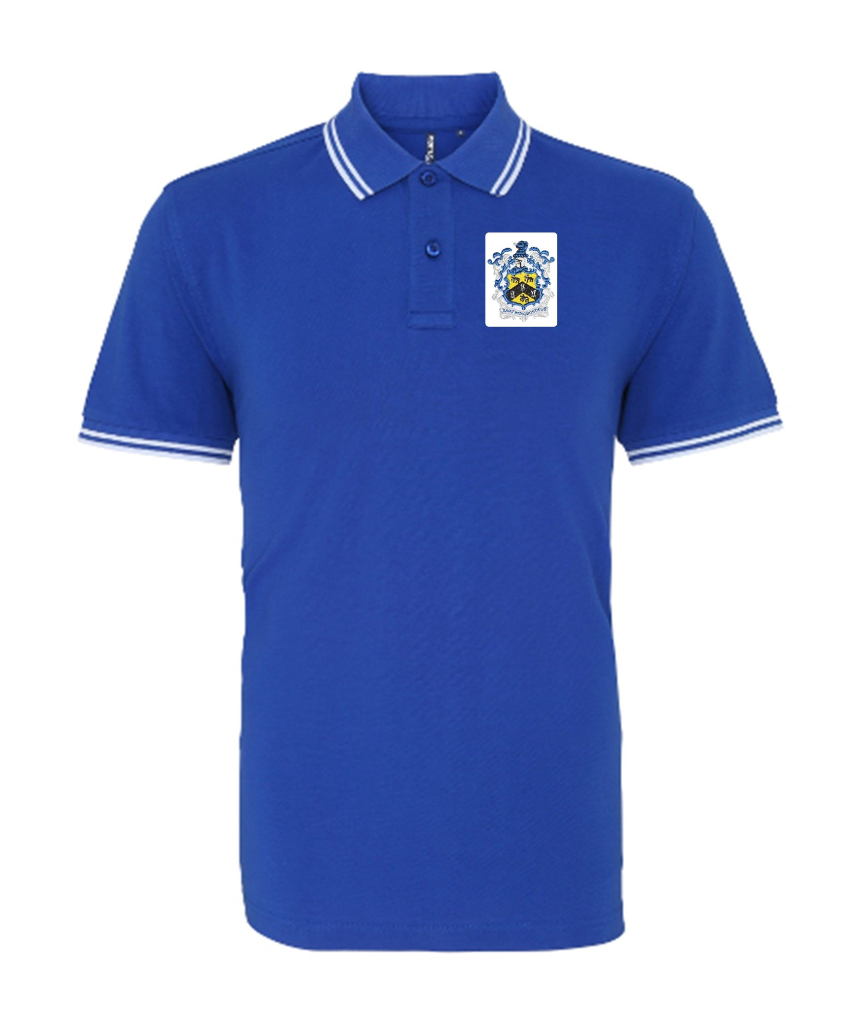 Huddersfield Town Retro Football Iconic Polo 1950s - Polo