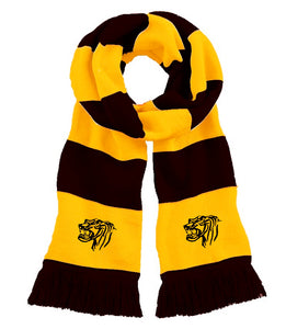 Hull City Retro Traditional Football Scarf 1940s - 1960s - Scarf