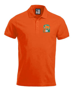 Ivory Coast Retro Football Polo Shirt - Polo