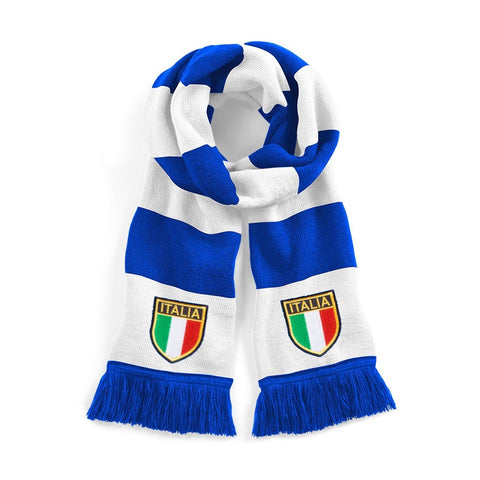 Italy Retro Football Scarf - Old School Football
