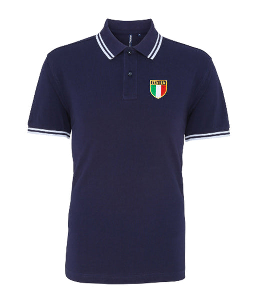 Italy Retro Football Iconic Polo 1960s - Polo