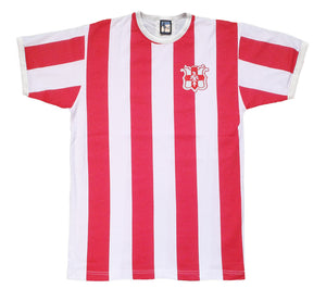 Lincoln City Retro Football T Shirt 1950s - 1960s - Old School Football