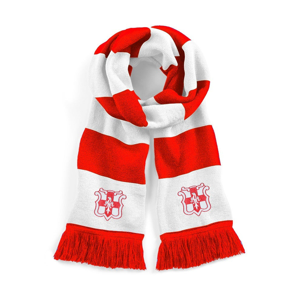 Lincoln City Scarf - Old School Football