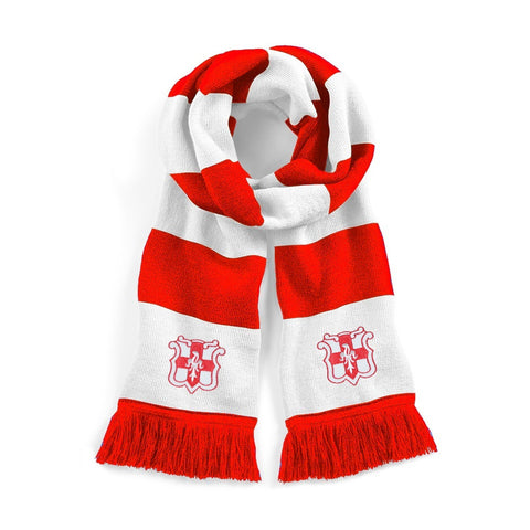 Lincoln City Retro Football Scarf - Scarf