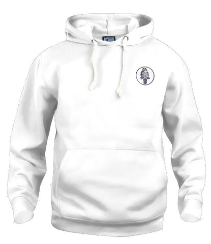 Leeds United Retro Football Hoodie 1960s - Hoodie