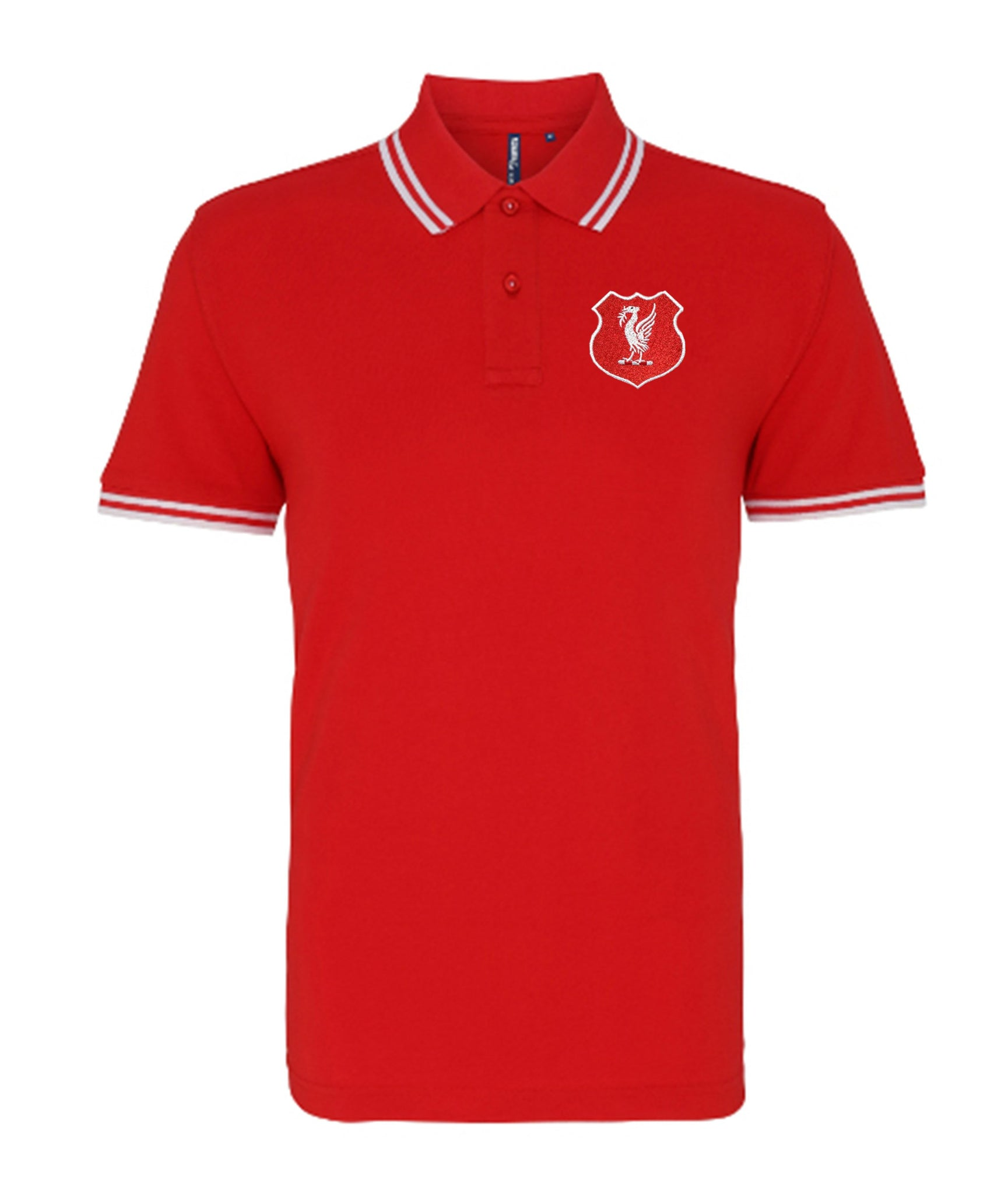 Liverpool Retro Football Iconic Polo 1950s - Polo
