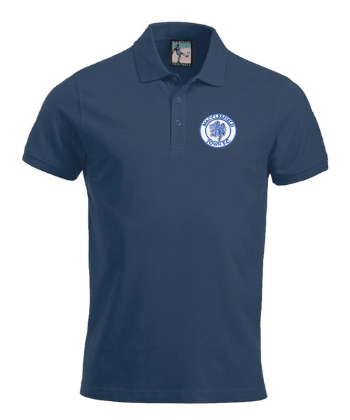 Macclesfield Town 1960's Polo - Old School Football