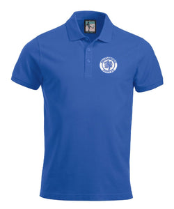 Macclesfield Town Retro 1960s Football Polo Shirt - Polo