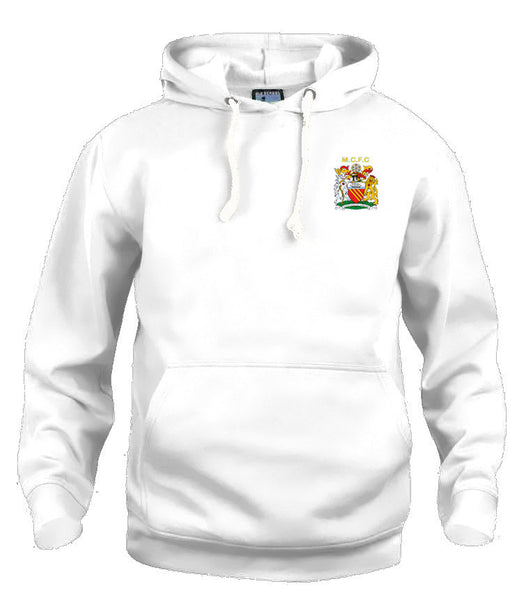 Manchester City 1976-1981 Hoodie - Old School Football