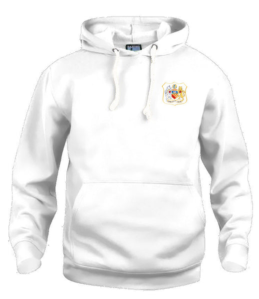 Manchester City 1940-1950's Hoodie - Old School Football