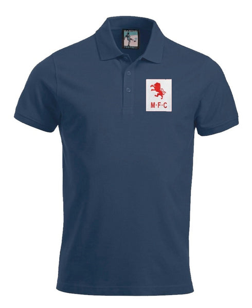 Middlesbrough Retro 1950s Football Polo Shirt - Polo