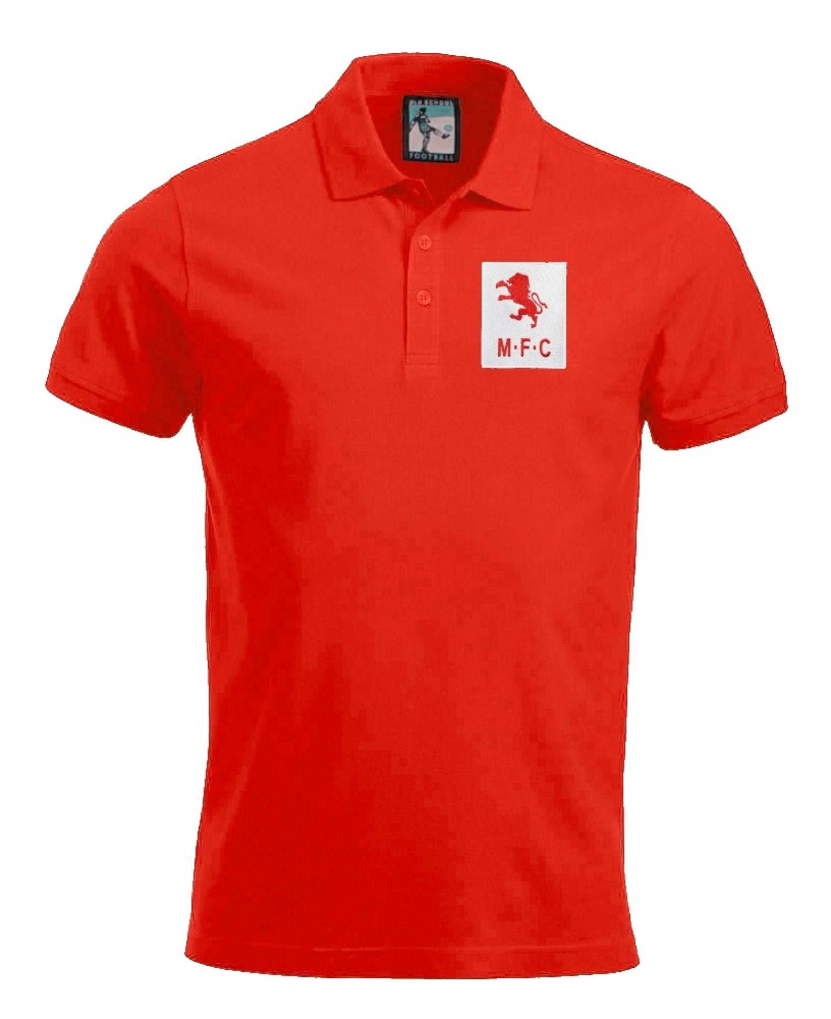 Middlesbrough 1950's Polo - Old School Football