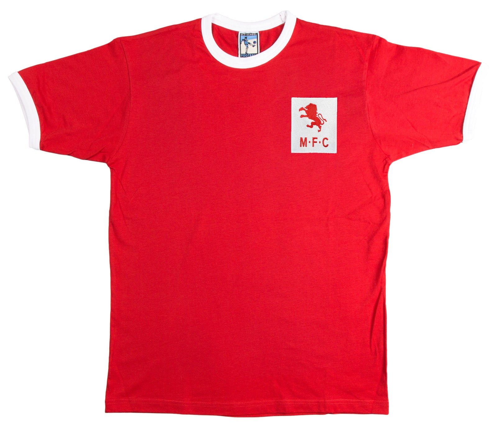 Middlesbrough Retro Football T Shirt 1950s - T-shirt