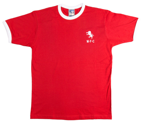 Middlesbrough Retro Football T Shirt 1971 - T-shirt