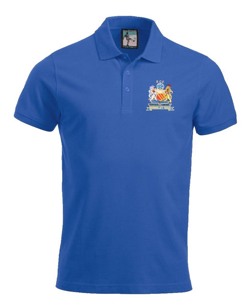 Manchester United 1968 Polo - Old School Football