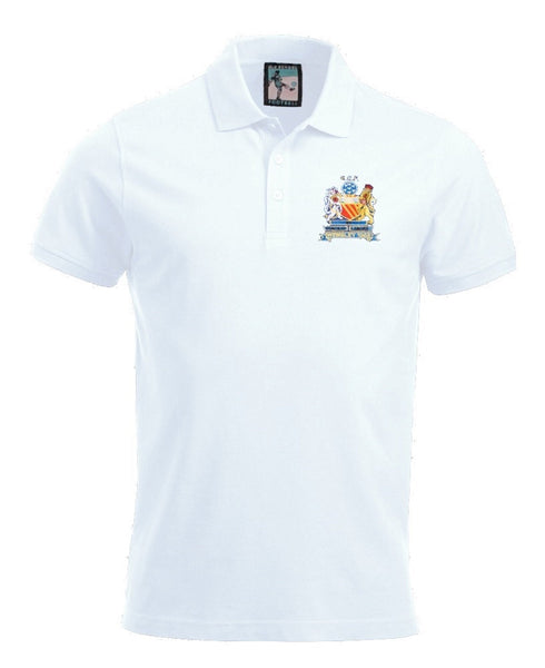 Manchester United Retro 1968 Football Polo Shirt - Polo
