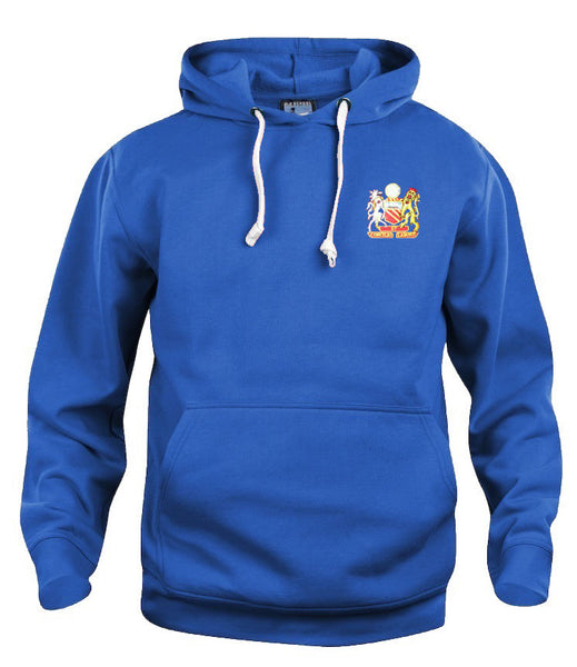 Manchester United 1970's Hoodie - Old School Football