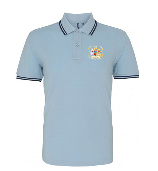 Manchester City Retro Football Iconic Polo 1940s - Polo