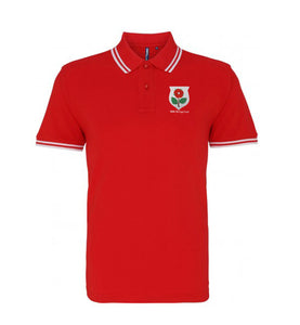 Manchester United Retro Football Iconic Polo 1909 - Polo