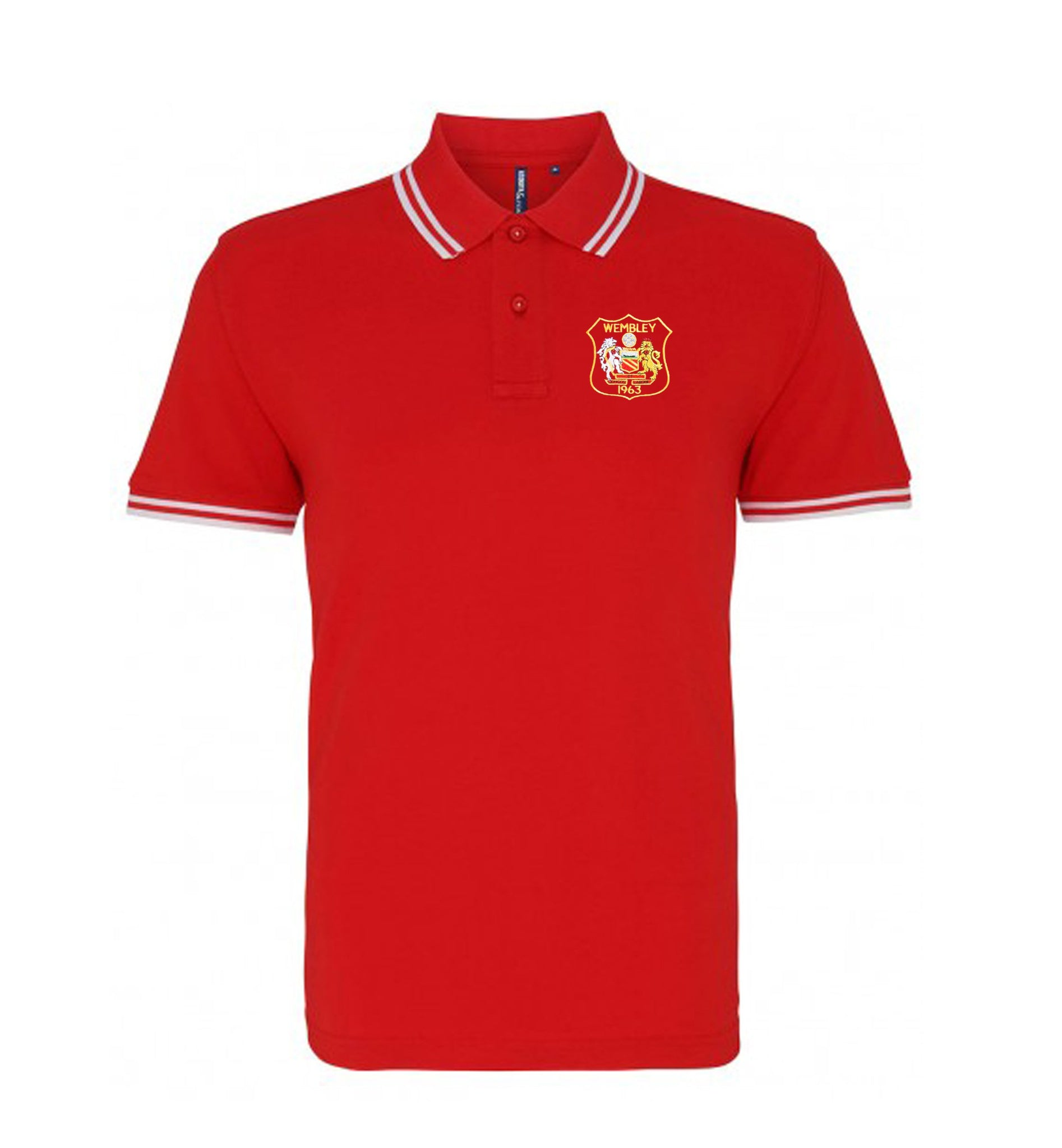 Manchester United Retro Football Iconic Polo 1963 - Polo