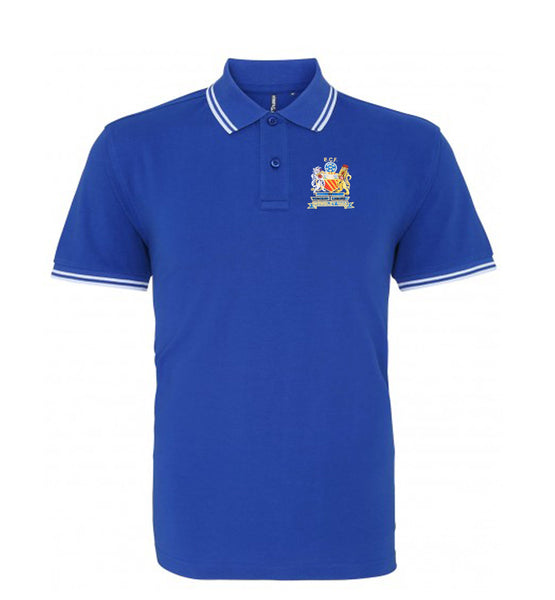Manchester United Retro Football Iconic Polo 1968 - Polo