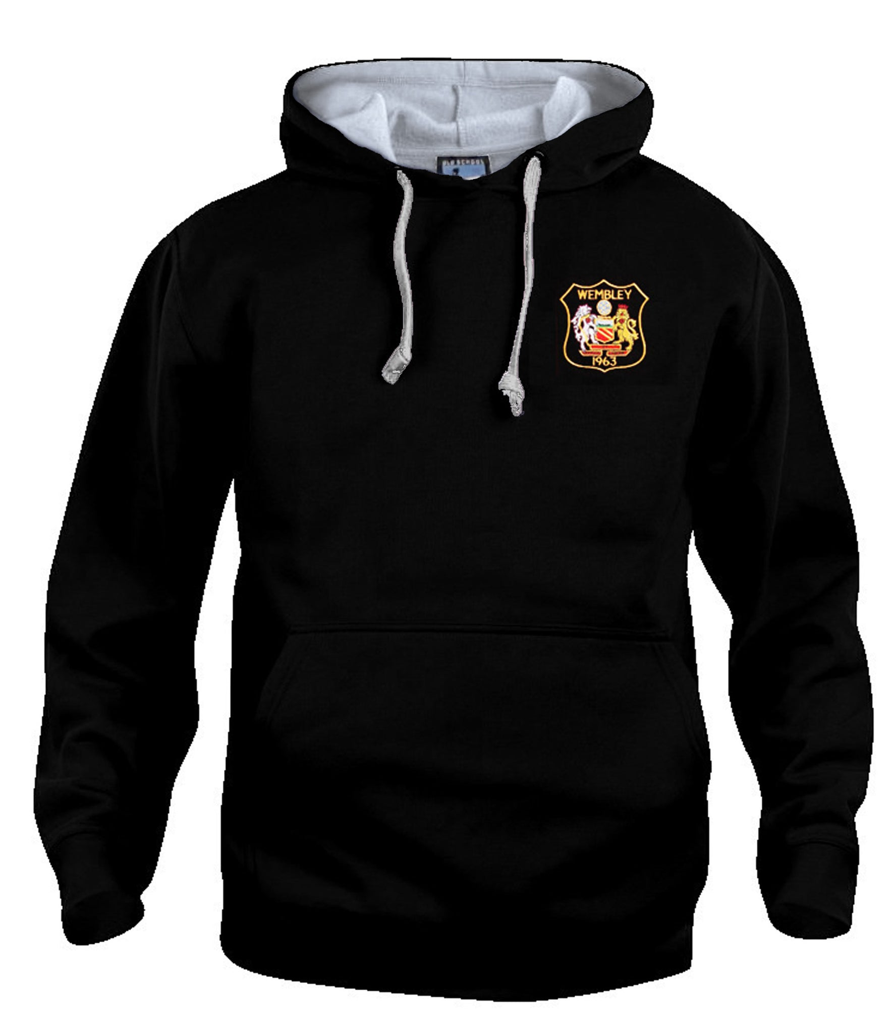 Manchester United Retro Football Hoodie 1963
