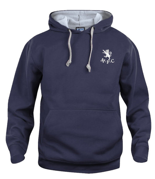 Millwall Retro Football Hoodie 1940s