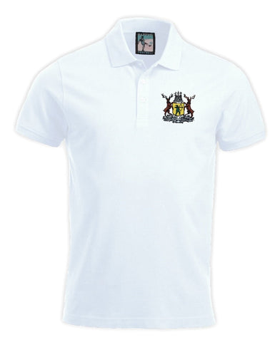 Notts County Retro 1950s / 1970s Football Polo Shirt - Polo