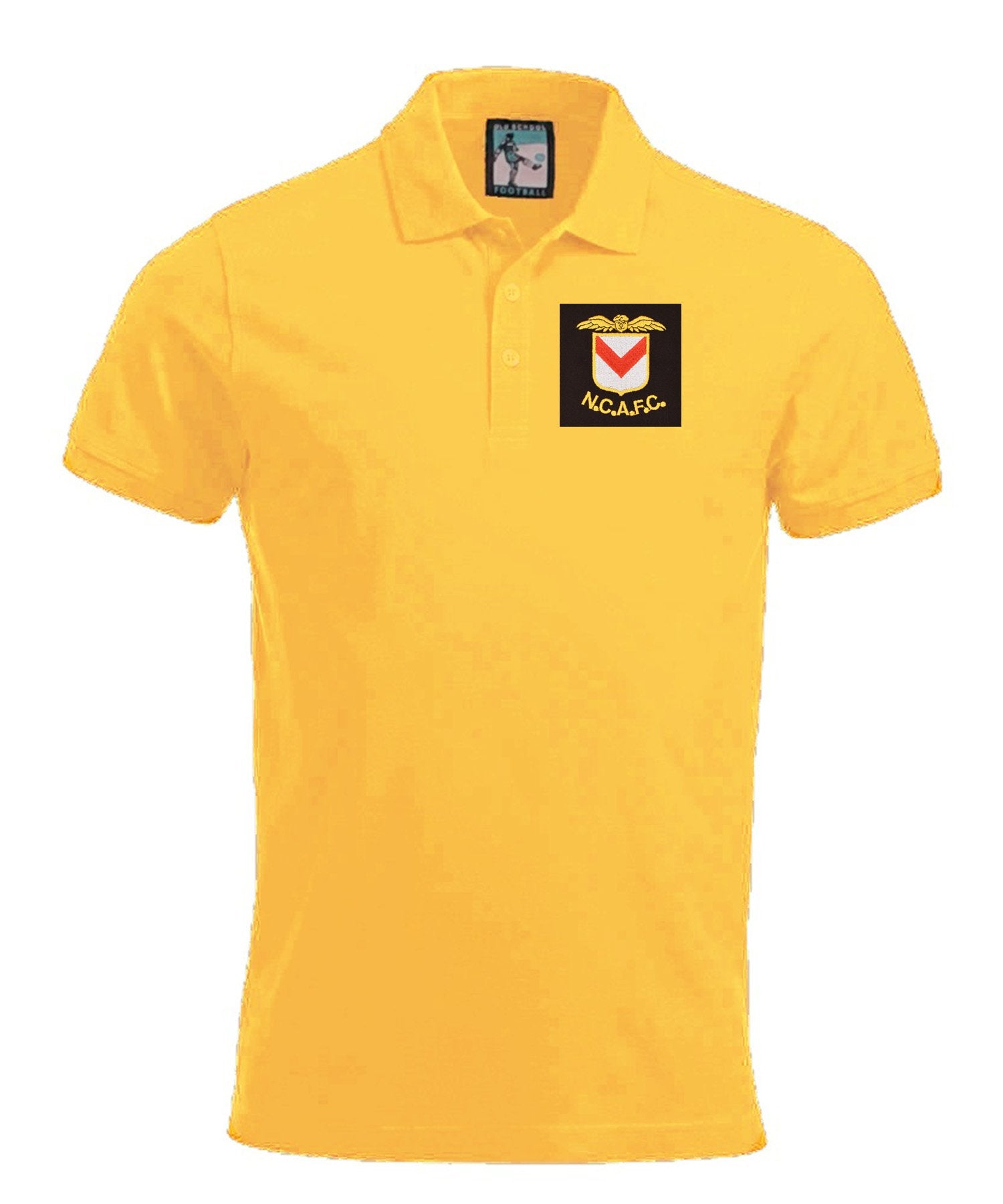 Newport County 1960s Polo - Old School Football