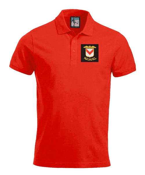 Newport County Retro 1960s Football Polo Shirt - Polo