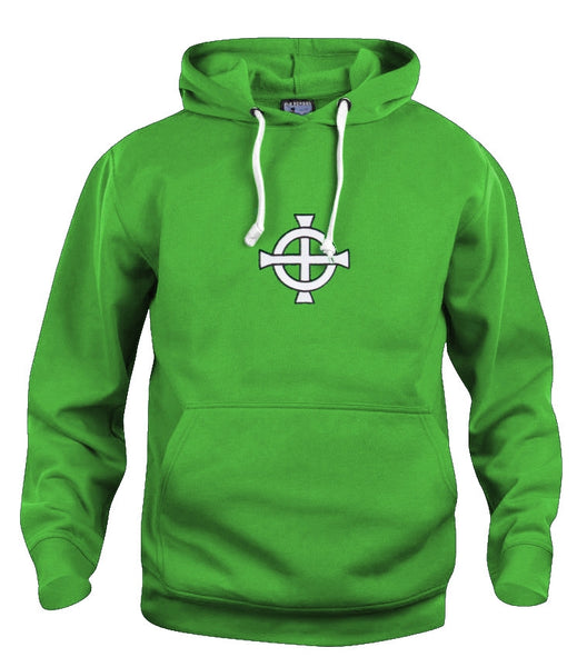 Northern Ireland Retro Football Hoodie - Hoodie