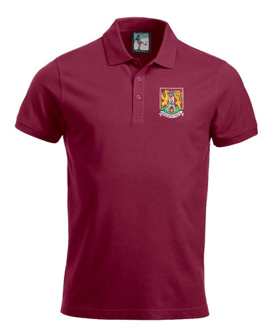 Northampton Town Retro 1960s Football Polo Shirt - Polo