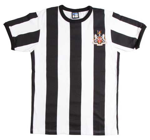 Newcastle United 1960's T-shirt - Old School Football